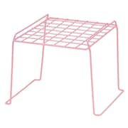 "IRIS® 8"" Locker Shelf, Pink (260014)"