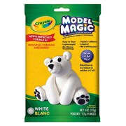 Crayola - Pâte à modeler Model Magic, blanc, pot de 113 g