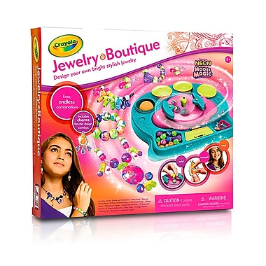 Crayola® Jewelry Boutique