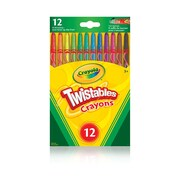 Crayola® - Crayons Twistable, paq./12
