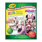 Crayola® -  Cahier Color Wonder, Minnie Mouse,  paq./12