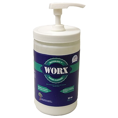 WORX™ 32oz Waterless Hand Cleaner, (945ml)