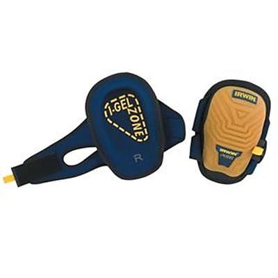 Irwin® I-Gel™ 4033005 Gum Rubber Knee Pad, Tan