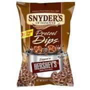 Snyder s of Hanover Milk Chocolate Pretzel Dips, 4.5 oz., 16/Pack
