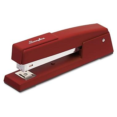 Swingline® 747® Classic Full Stip Stapler, 20 Sheet Capacity Lipstick