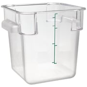 Carlisle 10721-07, 4 qt Polycarbonate StorPlus™ Food Storage Container
