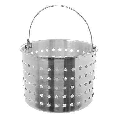 Update International ABSK-32 32 qt. Aluminum Steamer Basket