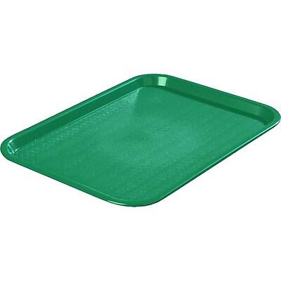 Carlisle CT101409 Polypropylene Standard Trays, Green
