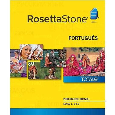 Rosetta Stone Portuguese Brazil Level 1-3 Set for Windows (1-2 Users) [Download]