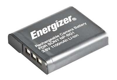 Energizer® ENB-SBG Digital Replacement Battery NP-BG1 For Sony DSC- T20