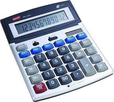 Calculatrices ordinaires Staples