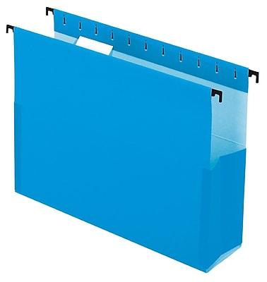 Pendaflex® Box Bottom Hanging Folders with Sides, Letter Size, 3