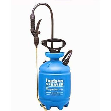 H. D. Hudson® Bugwiser® 50 psi Transparent Blue Polyethylene Sprayer, 2 gal