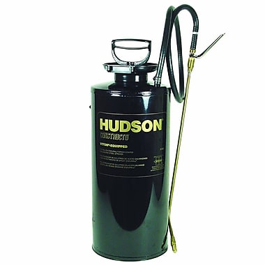H. D. Hudson® Constructo® 50 psi Galvanized Steel Sprayer, 2 1/2 gal