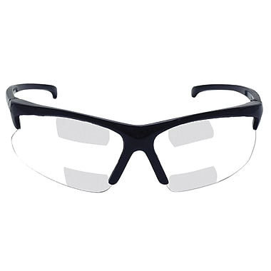 Smith & Wesson® ANSI Z87.1 30-06 Safety Reader Glasses, Clear, 2.5 Diopter