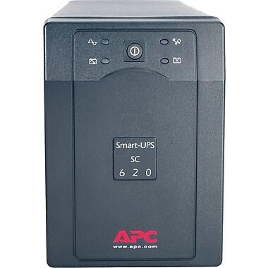 APC Smart-UPS® SC 620VA 4-Outlet UPS (SC620)