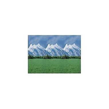 Pacon Fadeless Design Paper, Mountains, 48