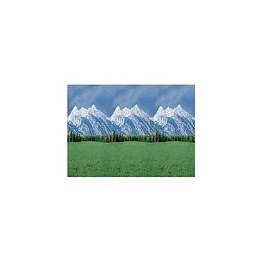 Pacon® Fadeless® Design Paper, Mountains, 48