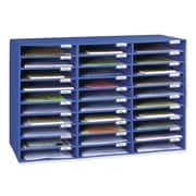 Classroom Keepers PAC001318 Mailbox, Blue