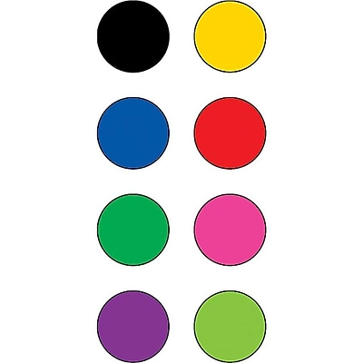 Teacher Created Resources® Mini Stickers, Colorful Circles, 528/Pack (TCR4820)