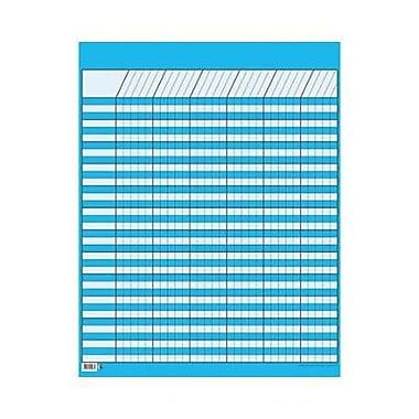 Creative Teaching Press™ Large Vertical Incentive Chart, Blue
