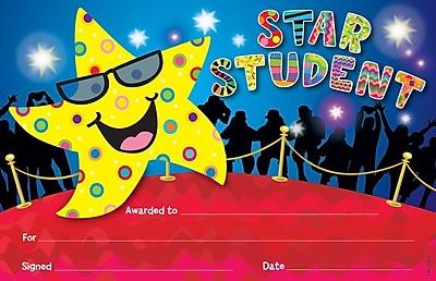 Creative Teaching Press™ Awards, Star Student