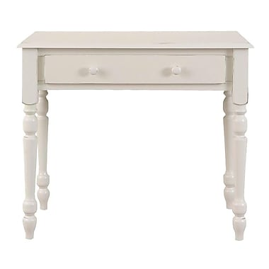 Carolina Cottage Bella Desk, Antique Ivory