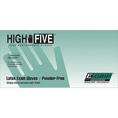 E-Grip Powder-Free Latex Exam Gloves, Extra-Large