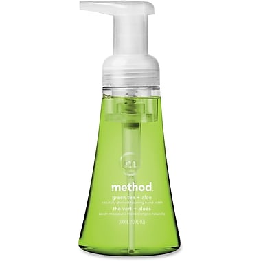 Method® Green Tea Foaming Hand Wash, 10 oz.