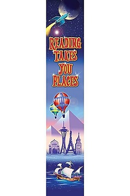 North Star Teacher Resource Banners, Reading Takes You Places