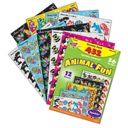 Trend Enterprises® Sparkle Stickers, Animal Fun
