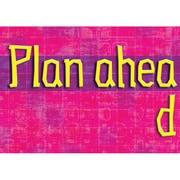Trend Enterprises® ARGUS® Poster, Plan Ahead