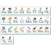 North Star Teacher Resources® Bulletin Board Set, Alphabet Lines - Traditional Manuscript