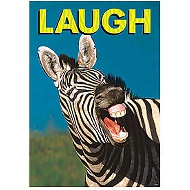 Trend Enterprises® ARGUS® Poster, Laugh