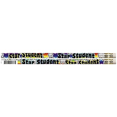 Musgrave® Star Student Incentive Pencil, Dozen