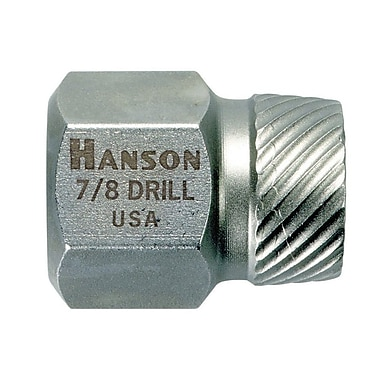 HANSON® 522 Multi Spline Screw Extractor, #12 Screw