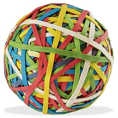 how to make a rubber band ball easy