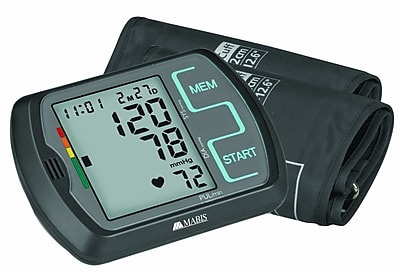 Mabis Ultra Digital Blood Pressure Monitor with Cuffs