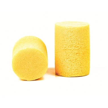 E-A-R® Classic® Yellow Foam Uncorded Earplug, 29 dB, 200 Pairs/Box