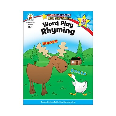 Carson-Dellosa Word Play: Rhyming Resource Book