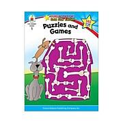 Carson-Dellosa Puzzles and Games Resource Book