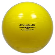Thera-Band Standard Exercise Balls, 45cm, Yellow