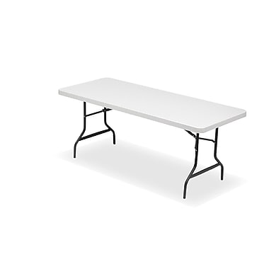 IndestrucTable TOO Folding Table, 500 Series - Platinum - 30