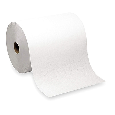 enMotion® High Capacity EPA Roll Towel, 1 Ply, 6 Rolls/ CT, 800 Linear Feet per roll, White, 10.000