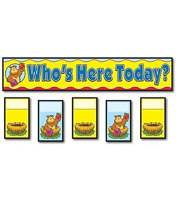 Carson-Dellosa Attendance Replacement Cards