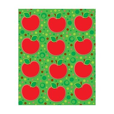 Carson-Dellosa Apples Shape Stickers, 72 Stickers Per Pack