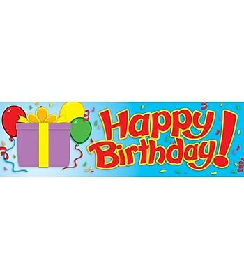 Carson-Dellosa Birthday Bookmarks, (30) 2