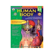 Carson-Dellosa Human Body Resource Book, Grades 2 - 3