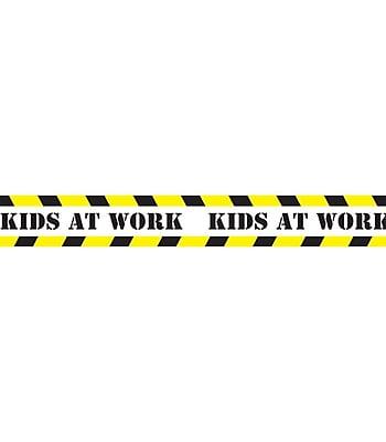 Carson-Dellosa Kids at Work Borders, Grades PK - 8