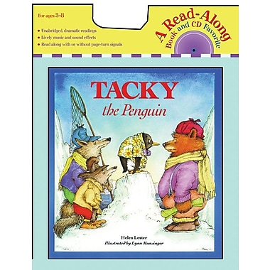 American Heritage Tacky The Penguin Book By Helen Lester, Grades Kindergarten - 3rd